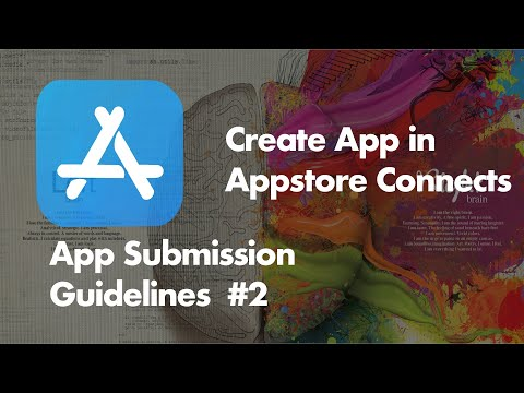 Create App in Appstore connects  - App Store Section #2 - App Submit in Tamil