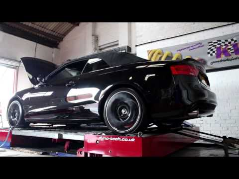 Audi A5 B8 2.0 TFSI Cat-Back Exhaust // By Scorpion Exhausts