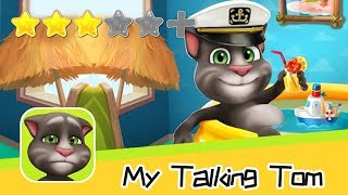 My Talking Tom - Outfit7 Limited - Day3 Walkthrough Brick Blast Recommend index three stars