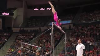 Audrey Davis - Uneven Bars - 2016 Secret U.S. Classic - Junior