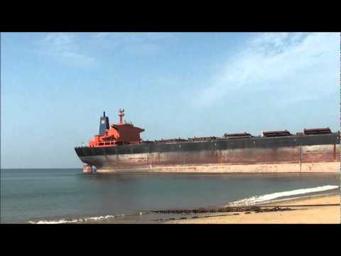 10 Largest Ship Graveyards in the World