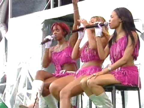 Destiny's Child - Emotion Live @ Party In The Park 2001
