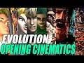Evolution of SoulCalibur Opeining Cinematics (1995-2018)