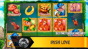 Irish Love slot by 1X2gaming