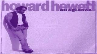 Howard Hewett - Show Me [Chopped & Screwed]