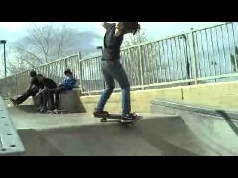 Metro skate park las vegas nevada and doc romero park