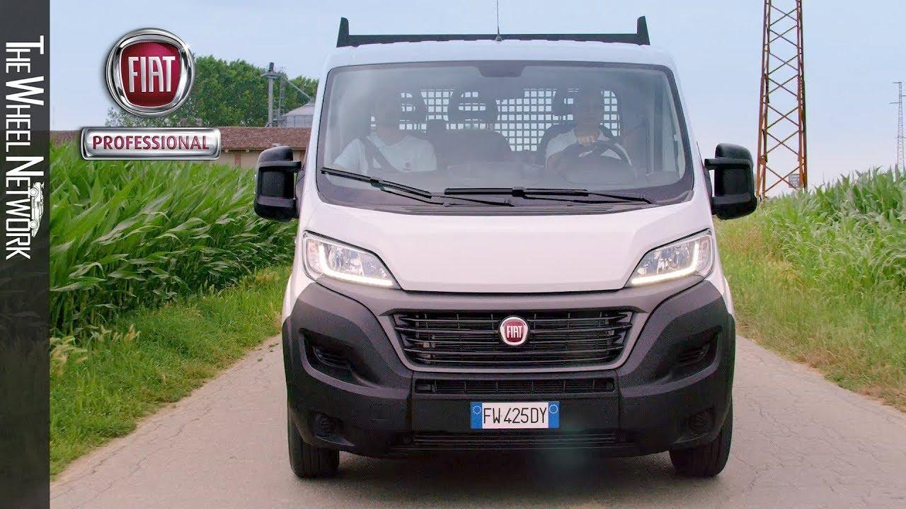 2020 Fiat Ducato Youtube