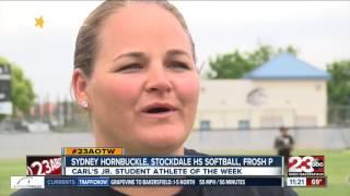 Female Athlete of the Week: Sydney Hornbuckle