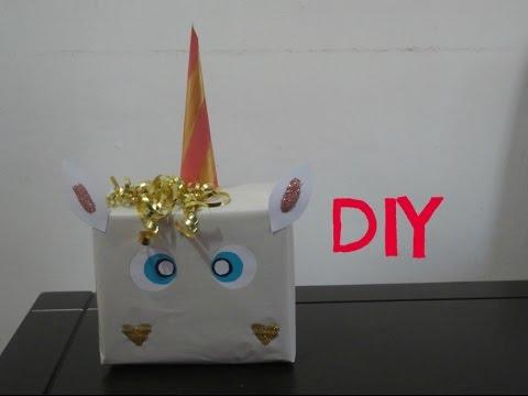 Como envolver regalos grandes para ni os de forma original - Envolver regalos de forma original ...