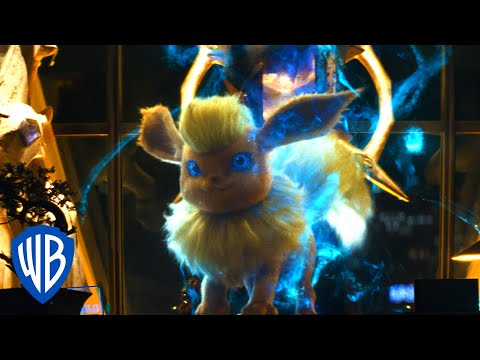 Official Trailer 2 | POKÉMON Detective Pikachu | Now Playing in Theaters | WB Kids