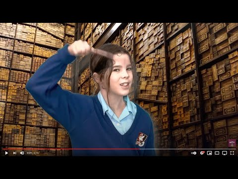 High-Q Harry Potter Special, with Aoife, Y7   HD