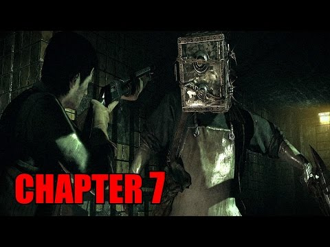 The Evil Within Walkthrough Chapter 7 - The Keeper No Damage / All Collectibles (PS4)