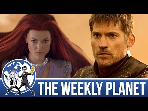 Inhumans Review & Game Of Thrones S07- The Weekly Planet Podcast