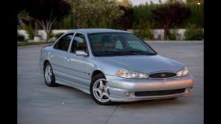 '99 Ford Contour Svt - One Take