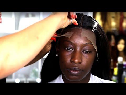 BRIDAL HAIR AND MAKEUP TRANSFORMATION 06|GOLD|ASTERIA HAIR