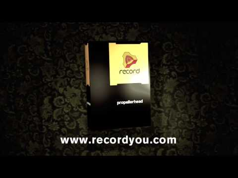 Record from Propellerhead Software