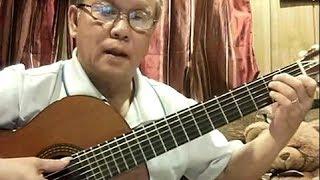Trên Đỉnh Mùa Đông (Trần Thiện Thanh & Trần Thiện Thanh Toàn) - Guitar Cover by Bao Hoang