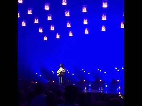La même Vianney feat Maitre Gims Concert Lyon 16/03