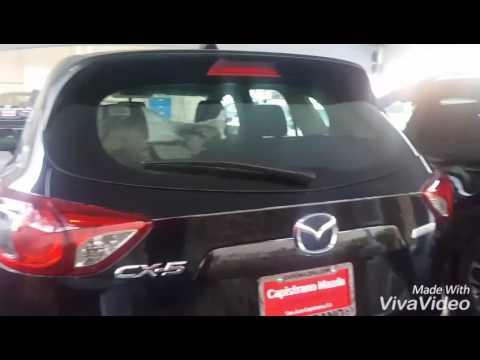 Mazda CX 5 Manual Transmission Sport For Marc From Katrina At CapoMazda