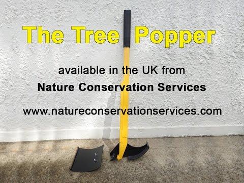 Tree Popper Demonstration