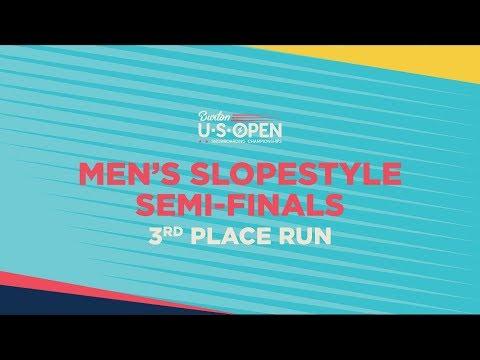 2019 Burton U·S·Open Men's Slopestyle Semi-Finals – 3rd Place Run