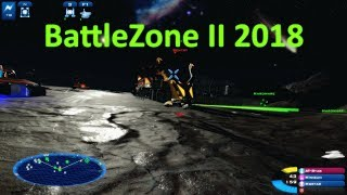 BattleZone 2 Combat Commander Remastered 2018 RAW Gameplay! 1080p