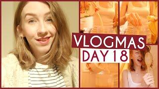 SMOOTHIE FAIL! • VLOGMAS {DAY 18} Thumbnail