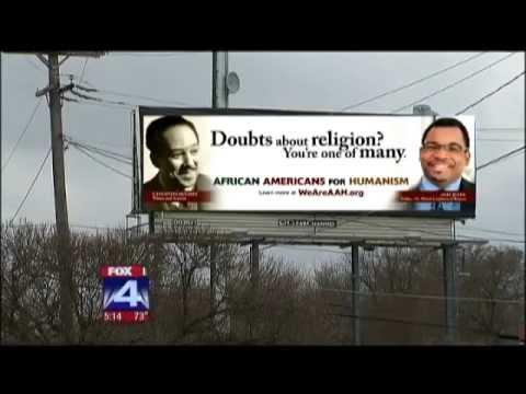 Atheist Billboard Targets African Americans