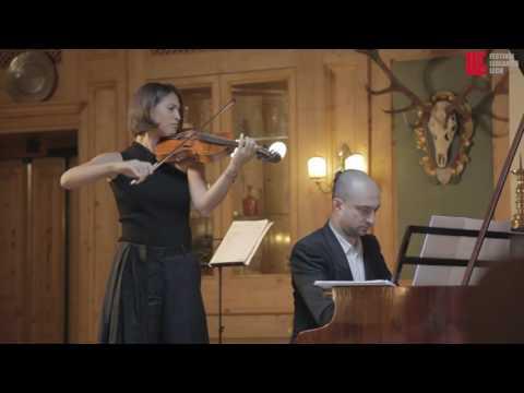 Asya Sorshneva, Peter Aidu- LegeArtis Lech - Schumann romances