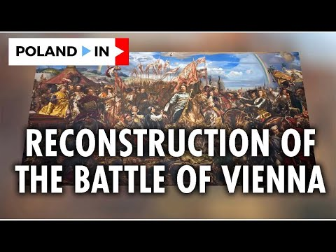 RECONSTRUCTION OF THE BATTLE OF VIENNA- Poland In