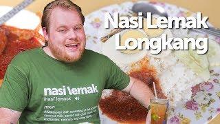 Nasi Lemak Longkang @ Warisan Pak Musa - The Nasi Lemak Show