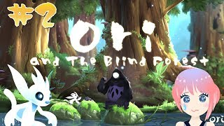 [LIVE] くのいち子の定期の生放送!Ori and the Blind Forest #2(2018.10.22 )