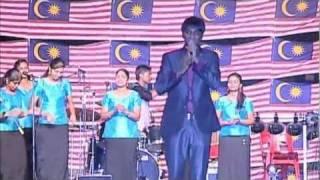 Jeswin Samuel in Malaysia-Yesuvukaaga