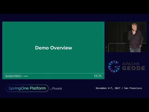 High-Performance Cloud-Native APIs Using Apache Geode - Anna Jung Paul Vermeulen