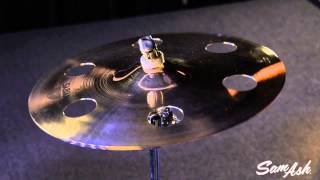"Sabian AAX 16"" O-Zone Crash Cymbal"