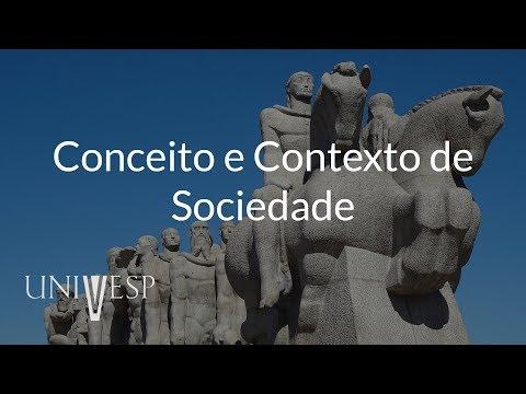 Sociedade, Estado E Governo – Aula 01 - Sociedade: Conceito E Contexto