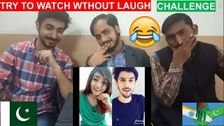 Pakistani Reaction On Most Popular Funny Musically Videos of November 2018 | TikTok Musically