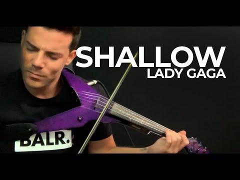 Shallow Violin Cover By Robert Mendoza