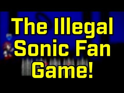 ILLEGAL SONIC FAN GAME! – Virus Investigations 3