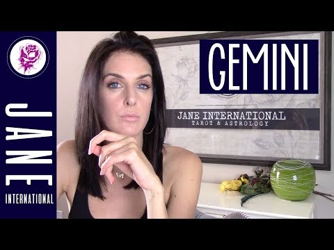 Gemini - Are They OBSESSED With You? March 2018