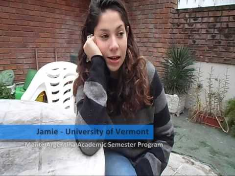 Study Abroad in Argentina - Study Abroad in Buenos Aires by Jamie - University of Vermont