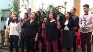 Hosanna - STK FPMA VINCENNES - Dimanche des rameaux - 24/03/2013