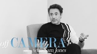 Robert Downey Jr Describes the Balancing Act of Personalities on a Film Set