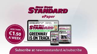 Subscribe to the New Ross Standard ePaper
