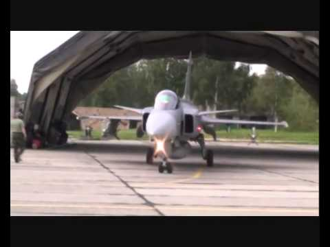 Intercepting Russia's Air Force Over the Baltic [Danish Air Space]