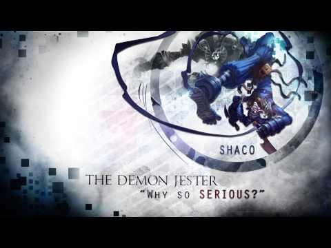 видео: league of legends (lol). Шако гайд. Почему все такие серьезные?