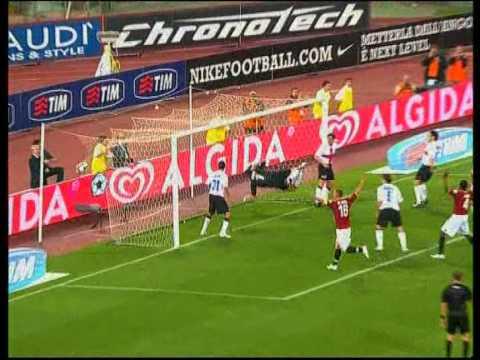 AS Roma - Inter . Finale Coppa Italia 2007/2008