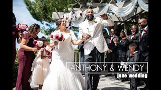Tony and Wendy Wedding Video