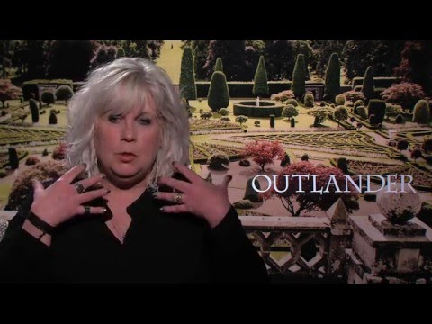 """Outlander"" costume designer Terry Dresbach on recreating period garments"