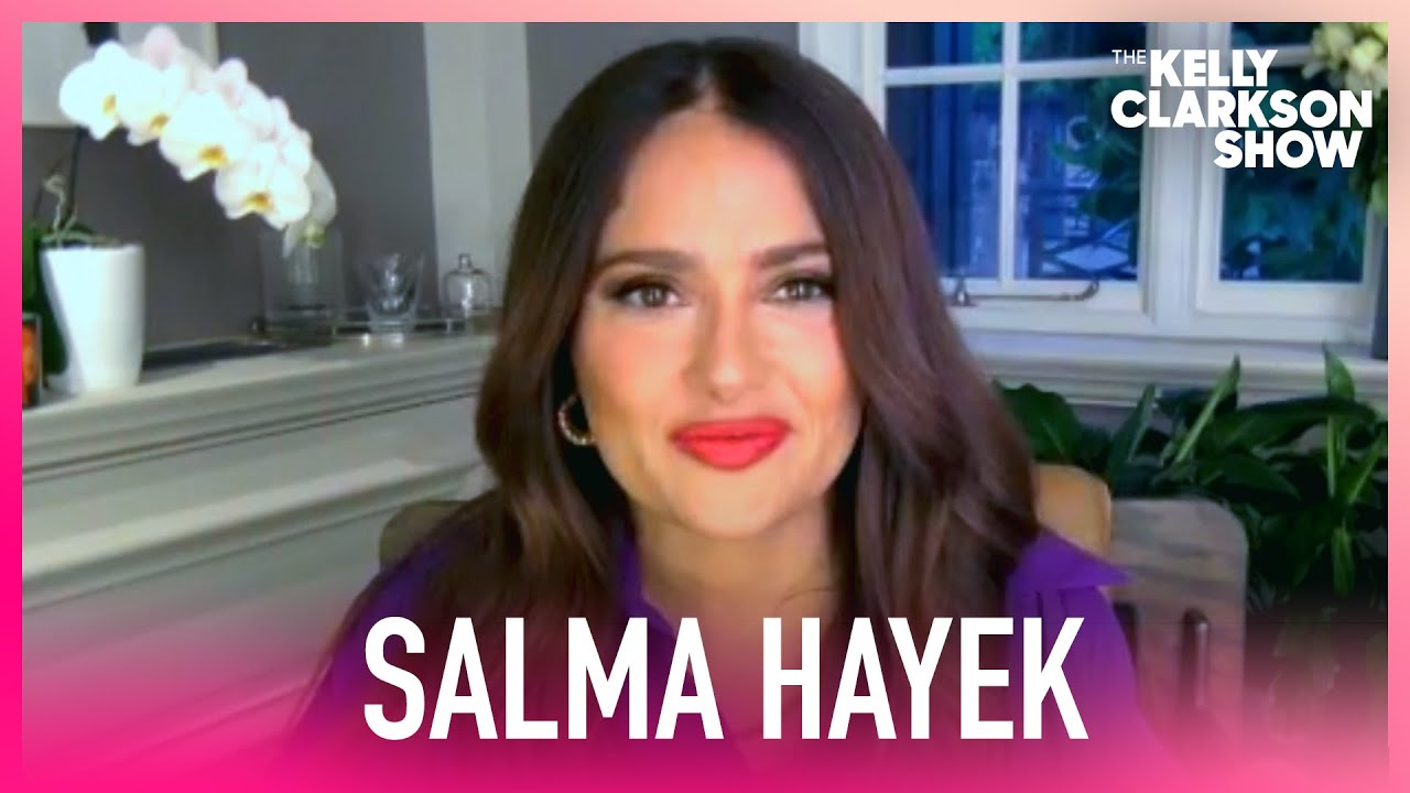 Salma Hayek On Getting 'First Proper Lead' Role At 52